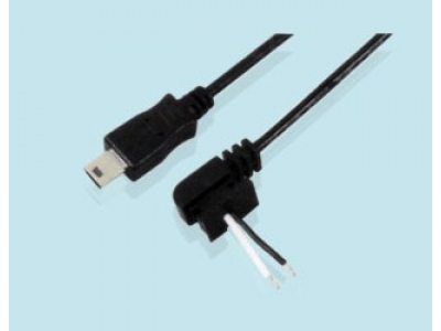 DC CORD MINI USB 5PIN