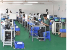 Automatic assembly shop